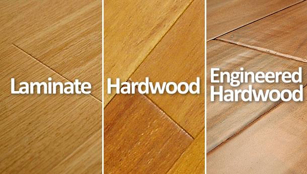 laminate wood flooring hardwood vs laminate vs engineered hardwood floors | whatu0027s the difference?  - GCRMTHO