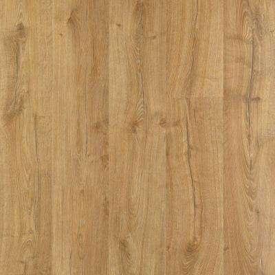 laminate wood flooring outlast+ marigold oak 10 mm thick x 7-1/2 in. wide x OUMSQOI