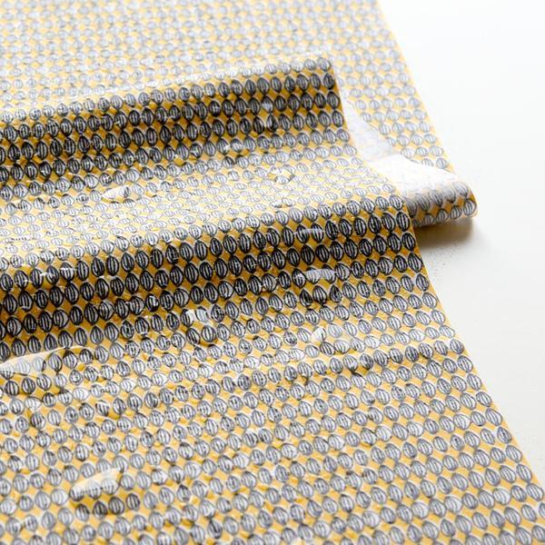 Laminated fabric laminated fabric yard : blossom - bud SAFKWAV