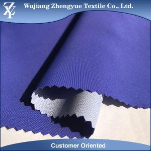Laminated fabric waterproof windbreaker jacquard polyester stretch tpu membrane laminated  fabric TXSEOFH