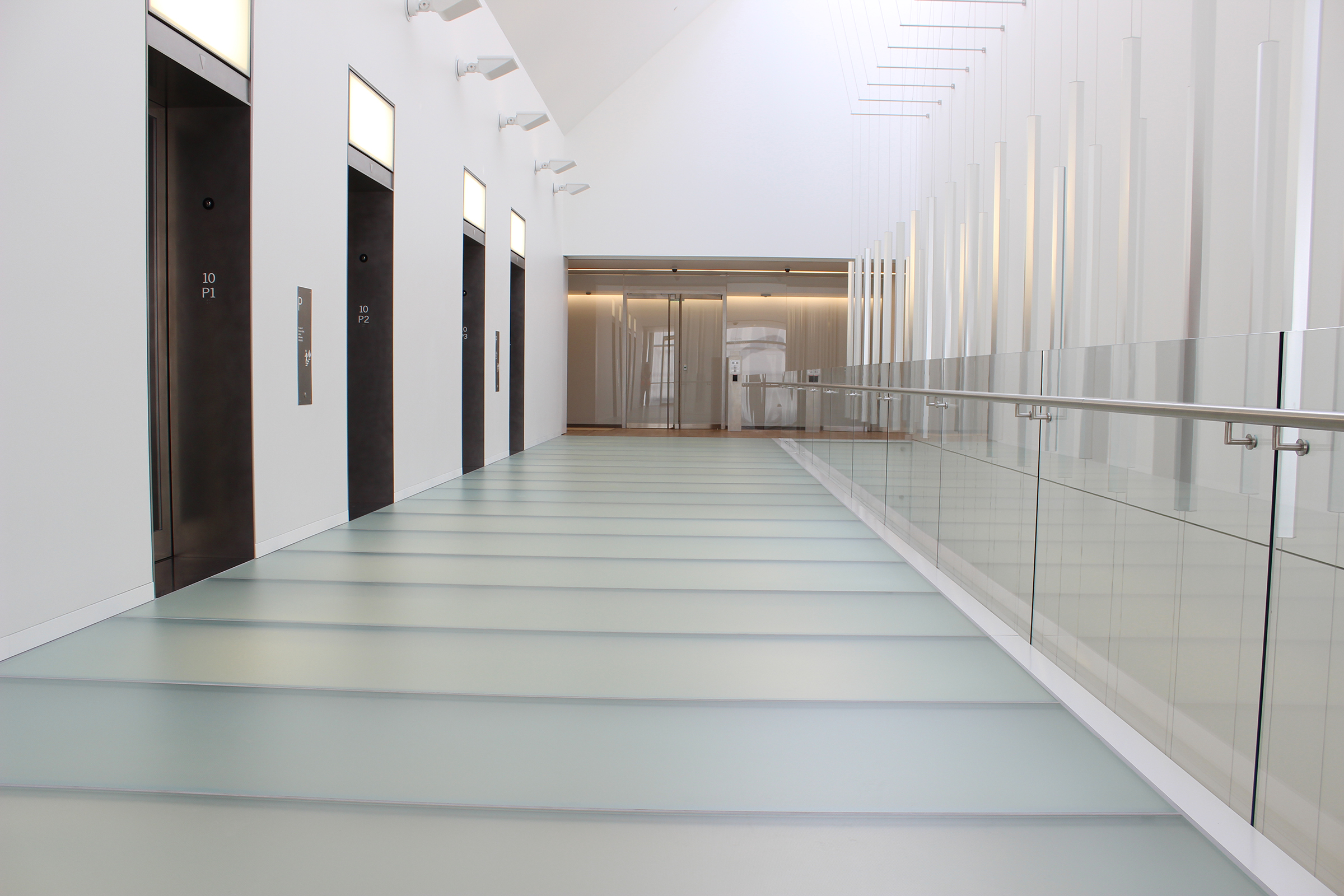 laminated glass floor system glass flooring/staircase systems XAYTLHV