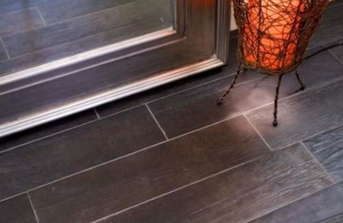 Laminated look porcelain wood look tiles or laminate wood floors? DIDDQBO