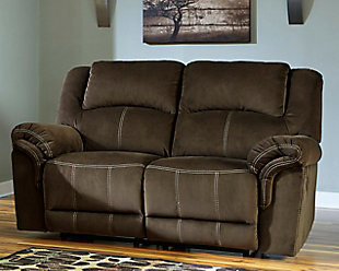 large loveseat ... large quinnlyn power reclining loveseat, , rollover QKEGNEC