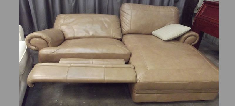 large loveseat tan recliner loveseat leather HBEWJRF