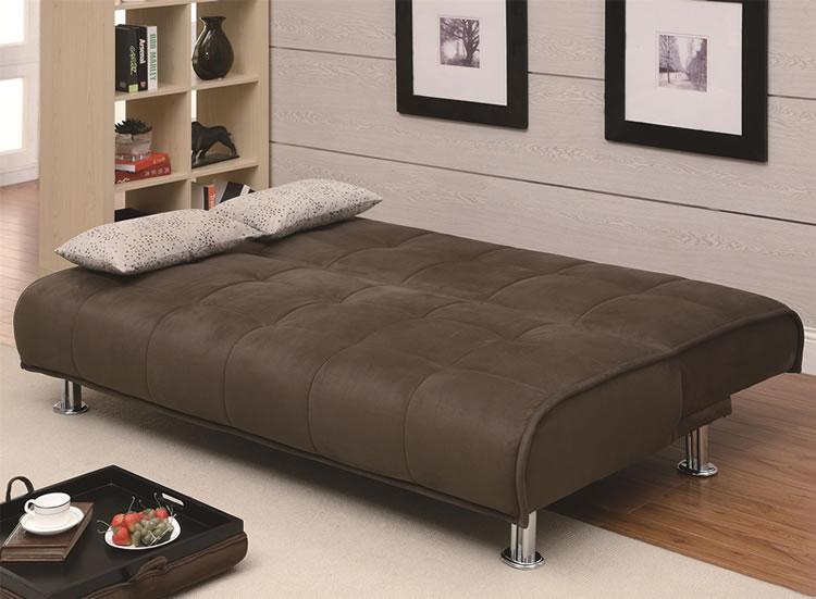 latest comfortable futon bed affordable futon sofa bed best futons chaise  lounges QZVSKML
