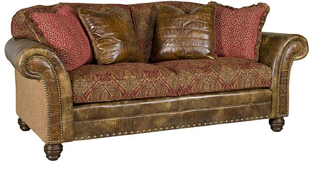 How to find the best leather fabric sofa