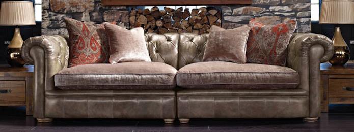 leather fabric sofa marvellous fabric leather sofa sofas devon leather sofas fabric sofas  armchairs SCVYXJN