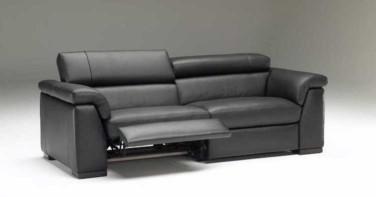 leather reclining sofa best leather reclining sofas JBMTWYJ