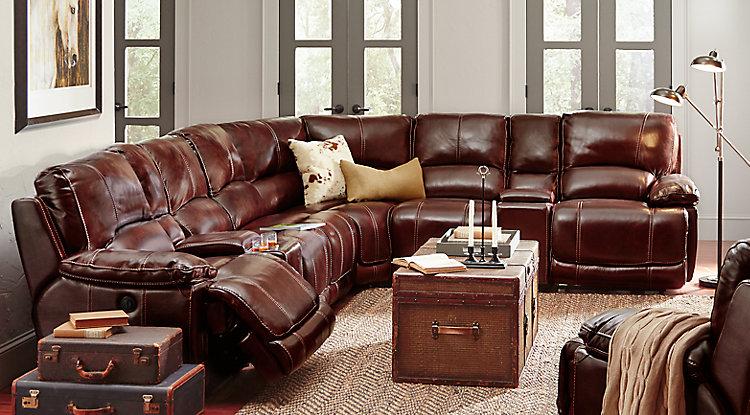 leather sectional sofa BRHTYZB