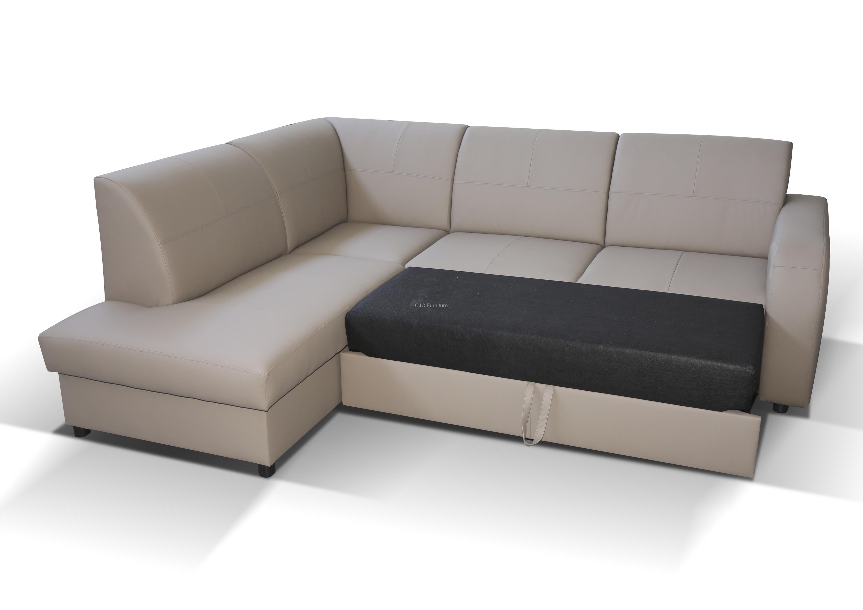 lift corner sofa bed left handed HAXHTFS