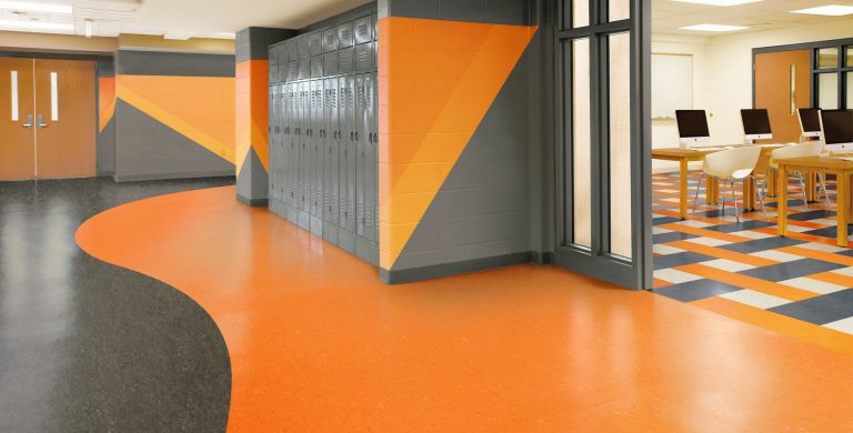 linoleum floor ... linoleum - migrations bbt u0026 linoart colorette sheet u0026 linoart  marmorette JKTCPWA