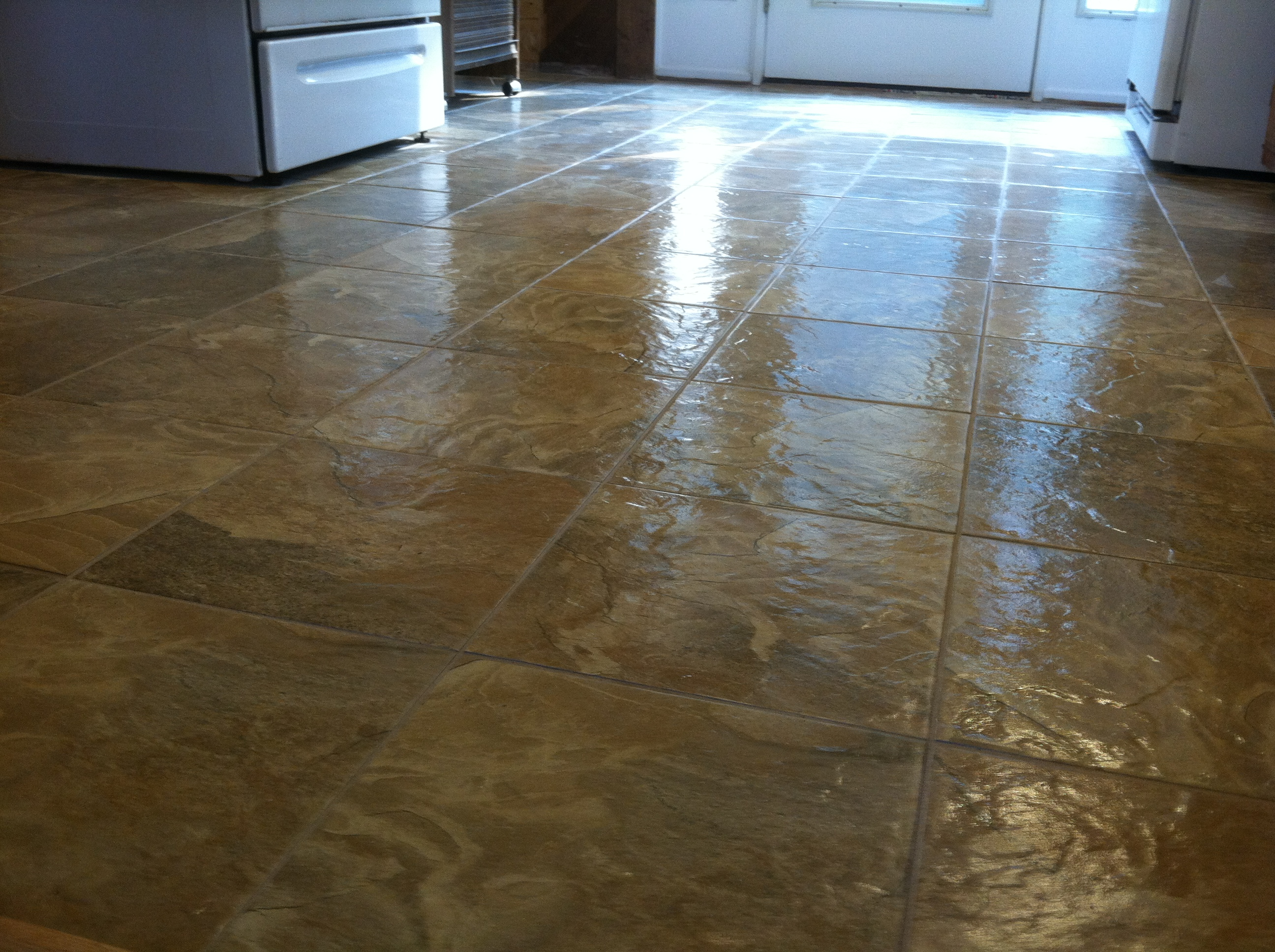 linoleum floor SGLUKFY