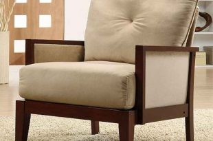 living chairs brown accent chairs for living room TKLAEVO