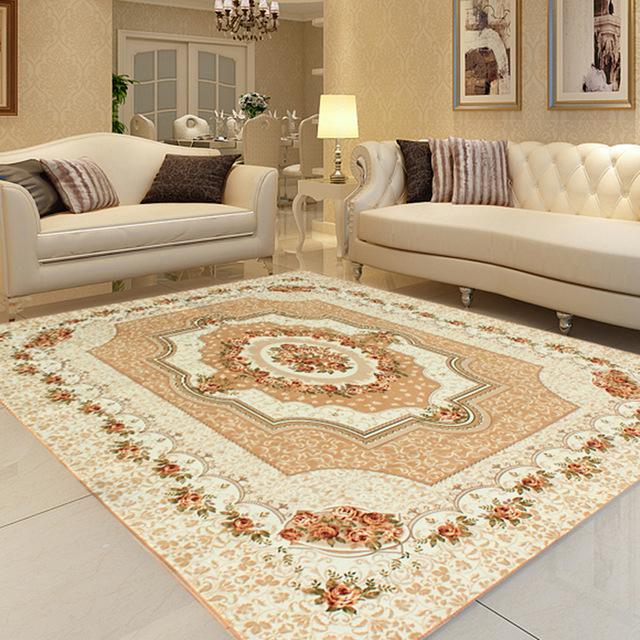 living room carpet honlaker 200x240cm carpet living room large classic european rugs luxury  coffee table LJLWOPR