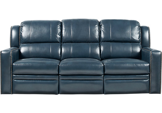 lovely blue reclining sofa 11 for modern sofa inspiration with blue  reclining EMREQRX