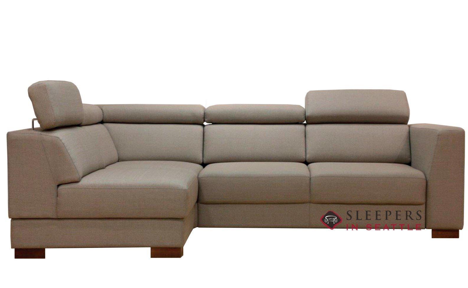 luonto halti chaise sectional sleeper sofa in lens 700 BGDTMZQ