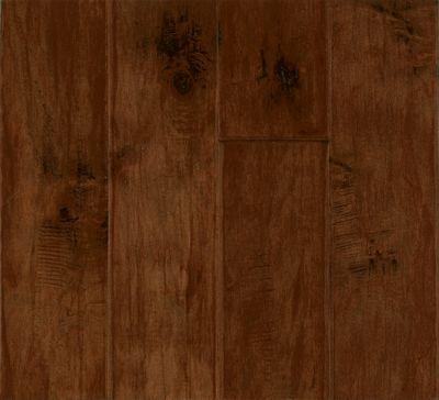 maple floor maple engineered hardwood - burnt cinnamon VWDDHLZ