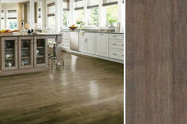 maple floor maple hardwood flooring in a kitchen - apm3408 RGXJNEP