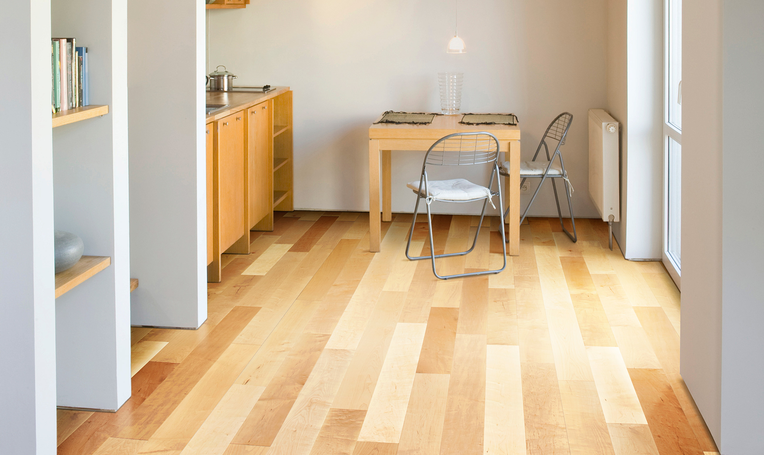 Five reasons to go for engineered maple floors
