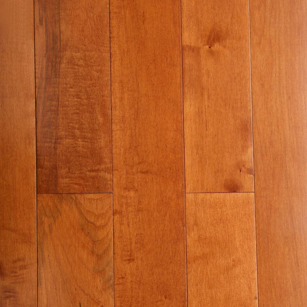 maple hardwood floors bruce maple cinnamon 3/4 in. thick x 5 in. wide x random WBXLUXZ