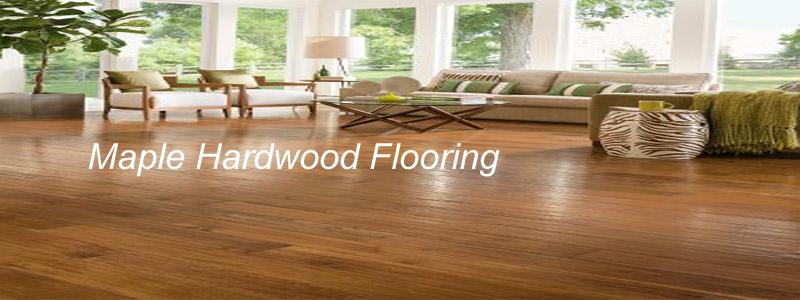 maple hardwood floors maple hardwood flooring - a solid natural flooring choice JTZXPUG
