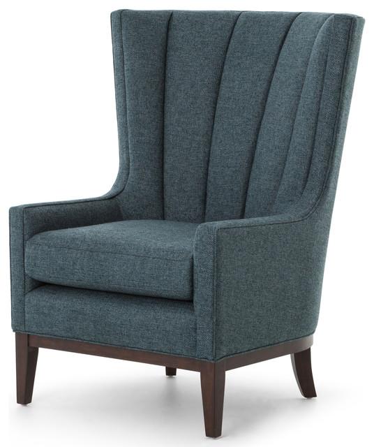 modern armchair vida peacock armchair EHHEPOQ