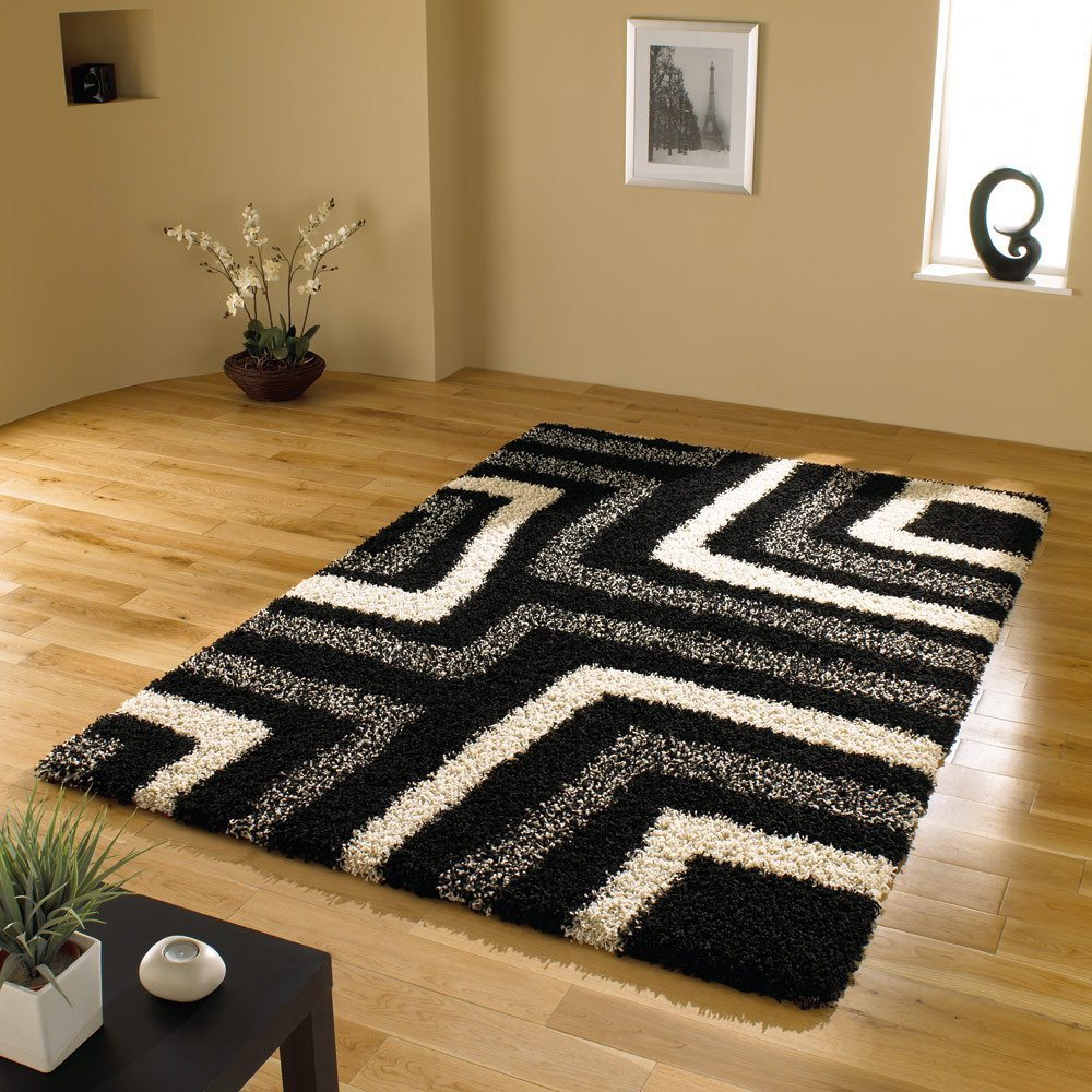 modern carpets and rugs: square shapes FHGQANM