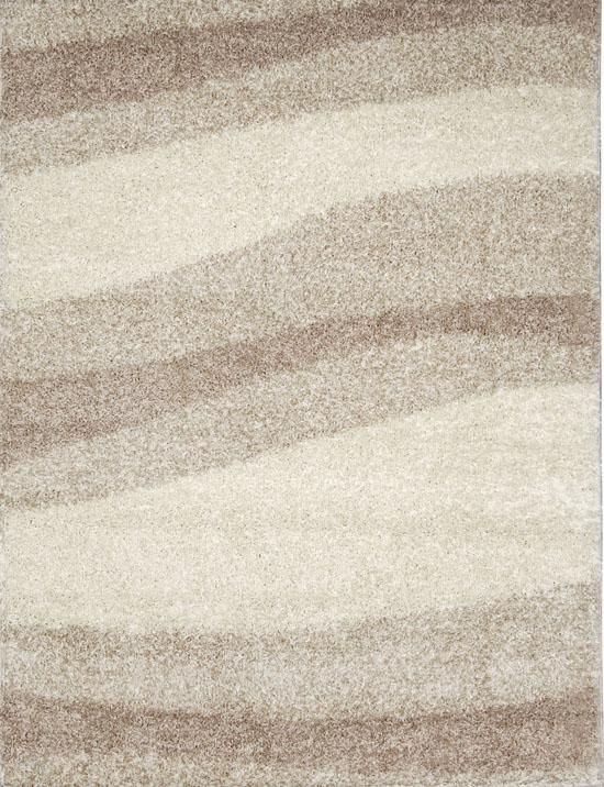 Modern carpets contemporary modern shag ivory beige area rug waves shaggy floor décor  carpet FHQSMXP