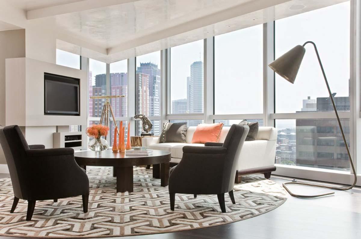 modern carpets ideas image of: modern carpet large room MJSEGNT