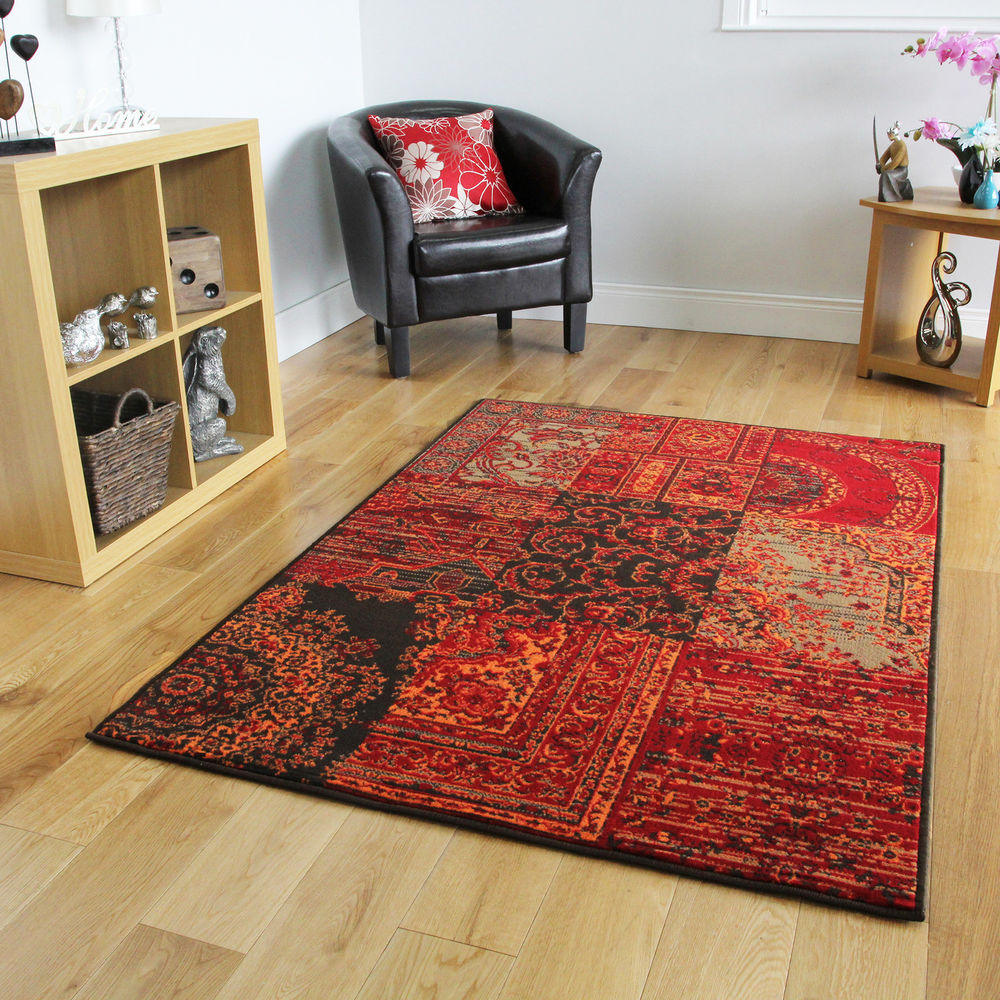 Modern carpets in your home: