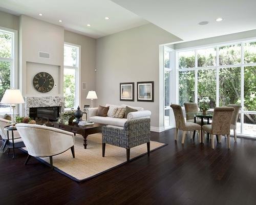 modern dark wood floors eye catching mountain home living room contemporary san of dark hardwood  floors GPLUYBZ
