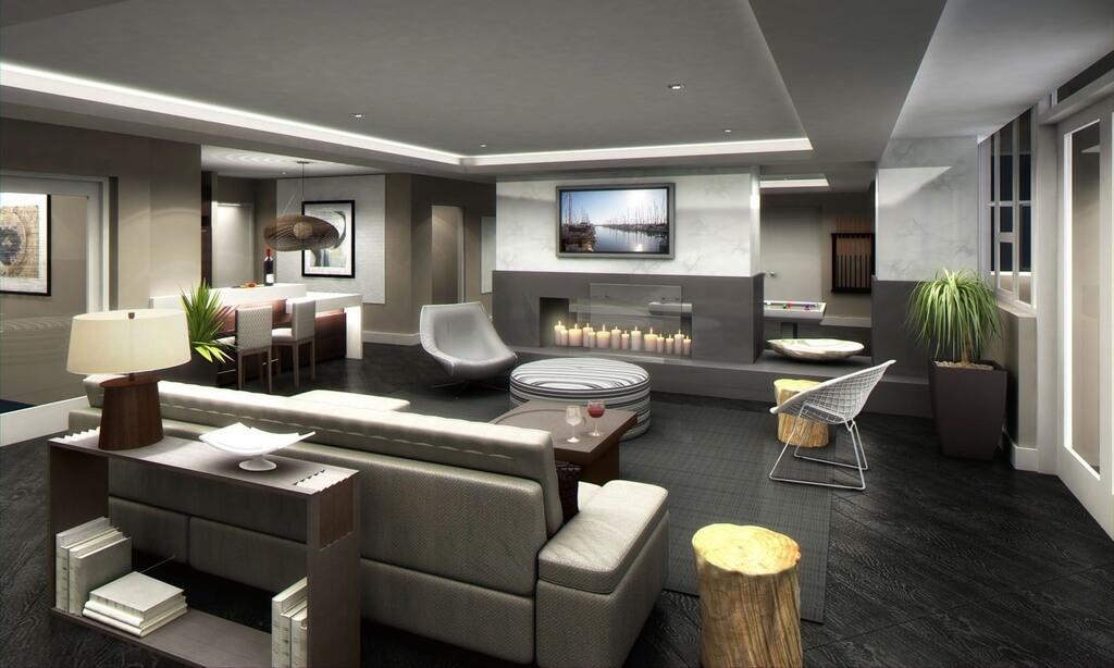 modern dark wood floors living room:15 awesome living room designs with hardwood floors top golden  oak PSPJGNN