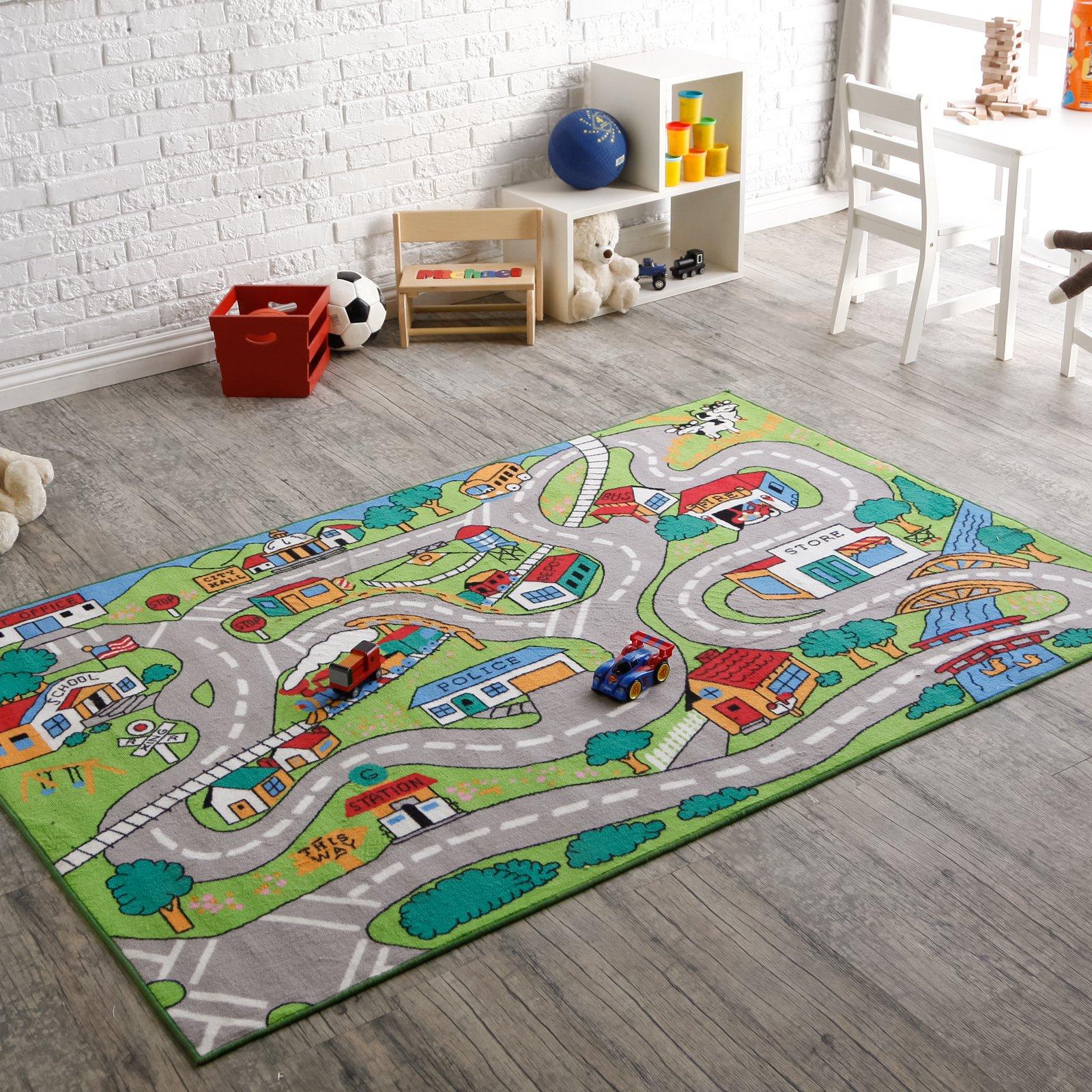 modern kid rugs compact kids rugs kids room decor:kid room rugs ways theme images stylish PISRPRL
