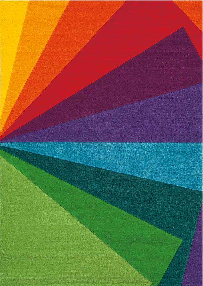 modern kid rugs modernrugs.com color festival modern kids rug PSSSOMD
