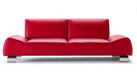 modern red couch calia italia sofa cal 120 modern italian sofa cal 120 from calia italia IHDJDKE