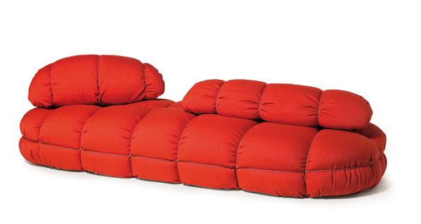 modern red couch modern soft polyurethane red sofa by skitsch XNALIRS