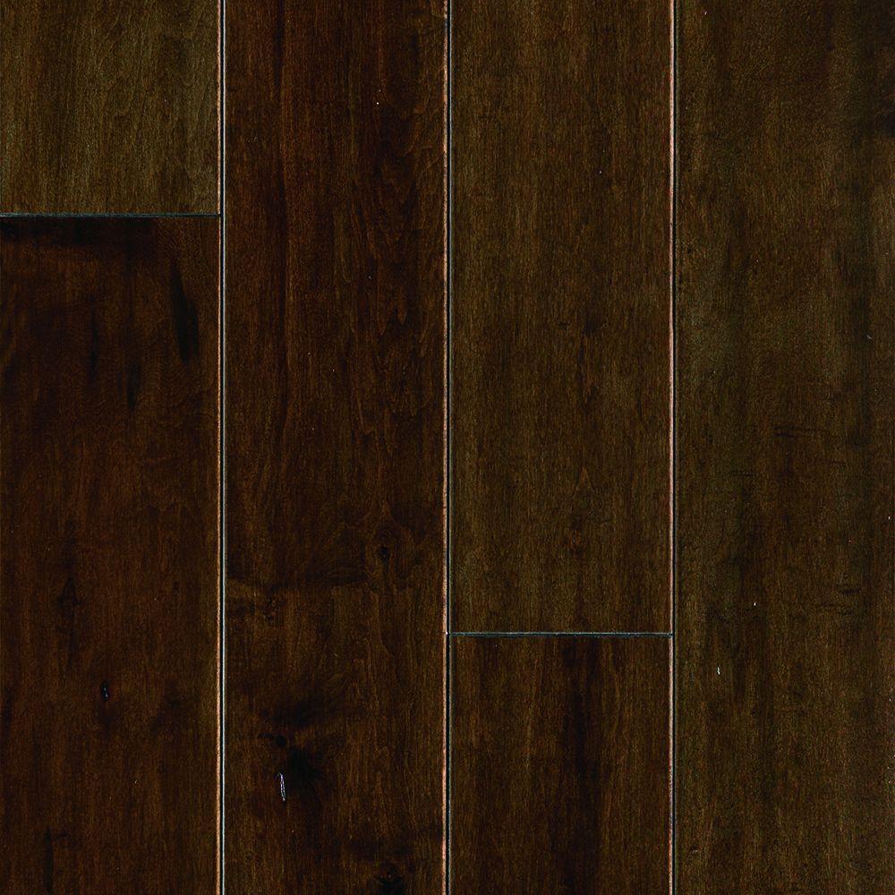 mohawk hardwood flooring mohawk mocha maple 1/2 in. thick x 5 in. wide x random CSXUOOA