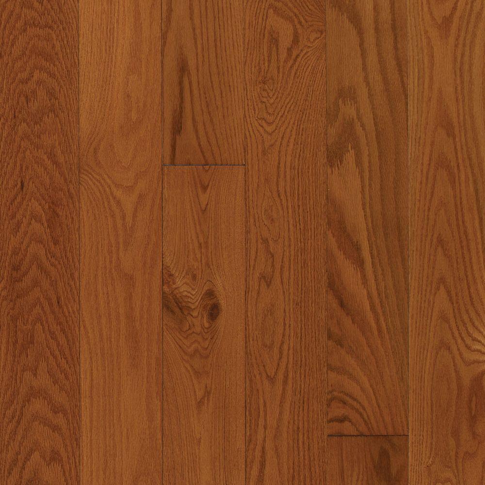 mohawk hardwood flooring mohawk oak gunstock 3/8 in. thick x 5-1/4 in RMGXFVN