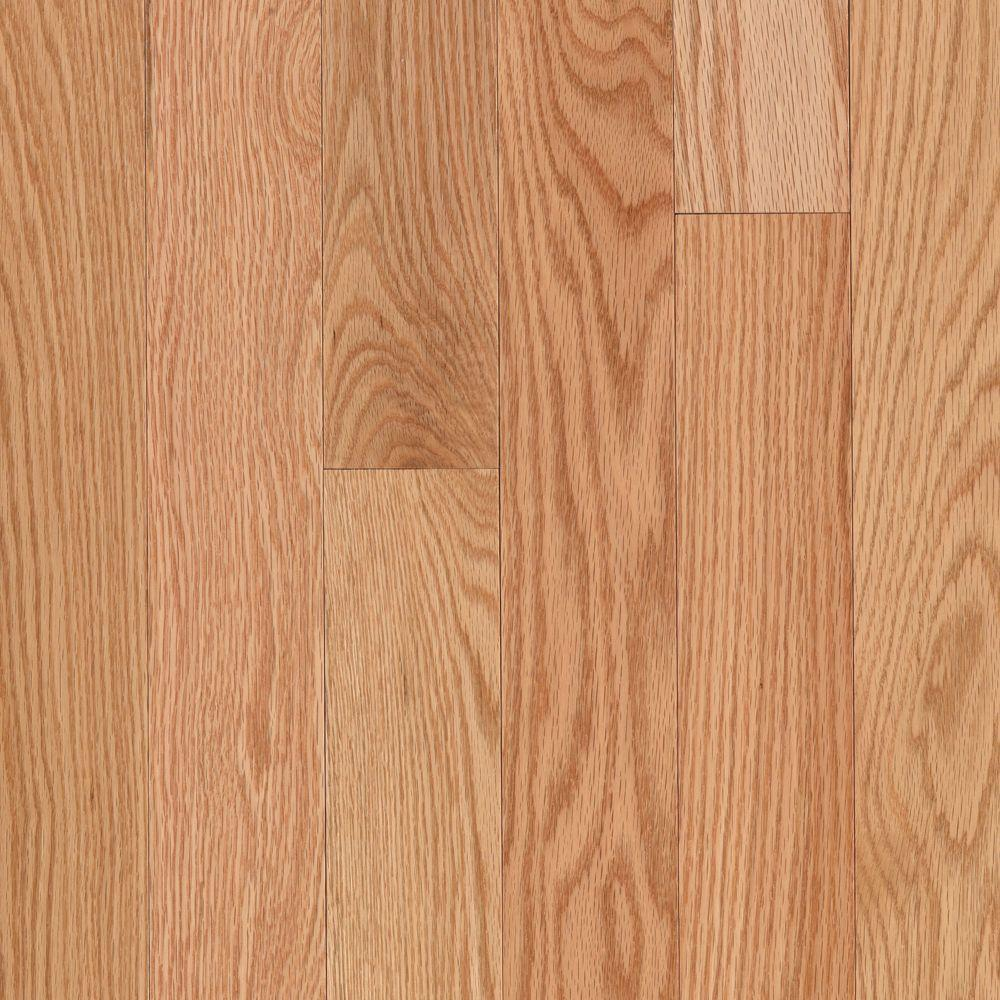 mohawk hardwood flooring mohawk raymore red oak natural 3/4 in. thick x 3-1/ MNEHDDP