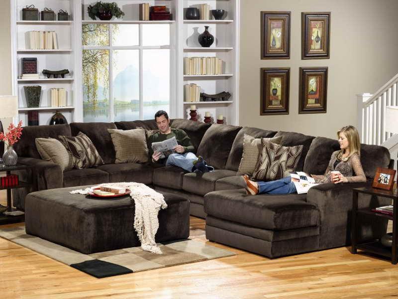 most comfortable sofas furniture:most comfortable chocolate sectional most comfortable sectional  furniture UVXZVYW