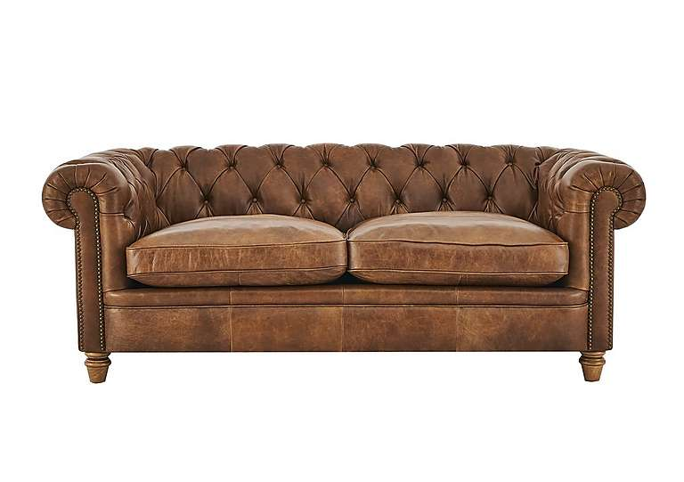 new england newport 3 seater leather sofa YGPMSAD