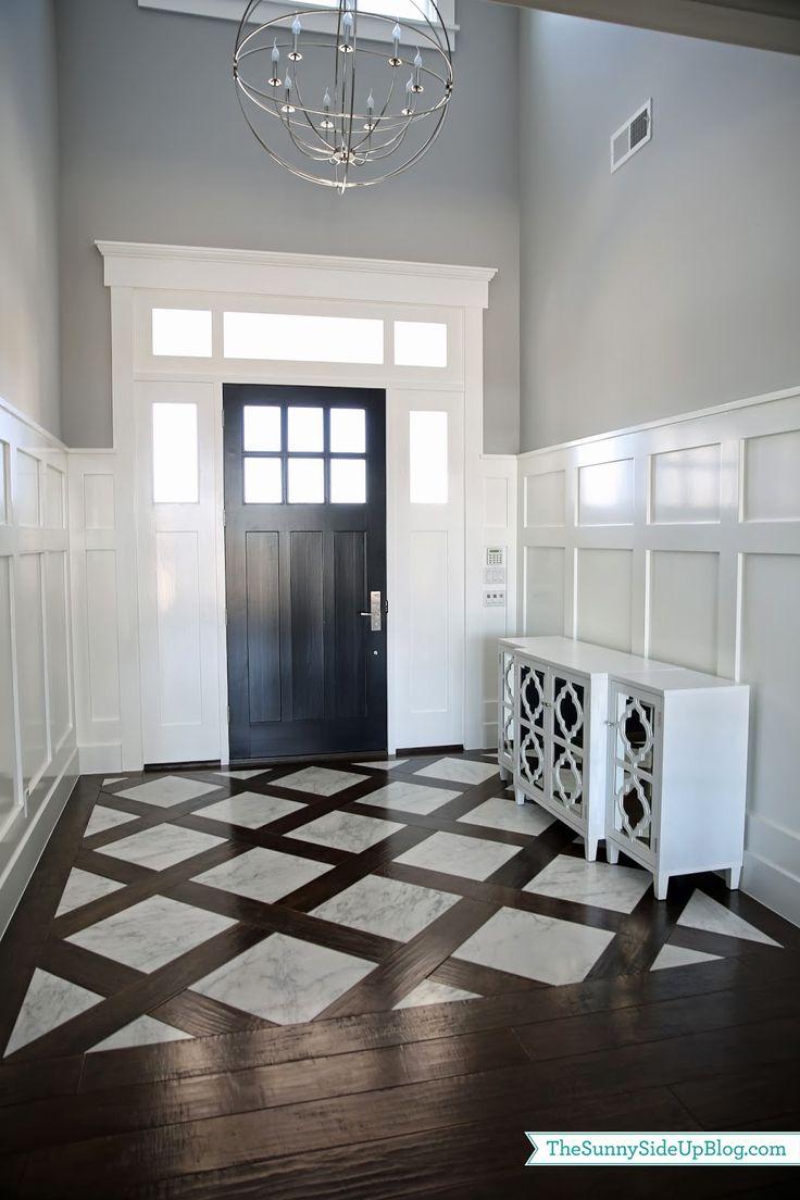 new flooring ideas new entry table WNHGBXA