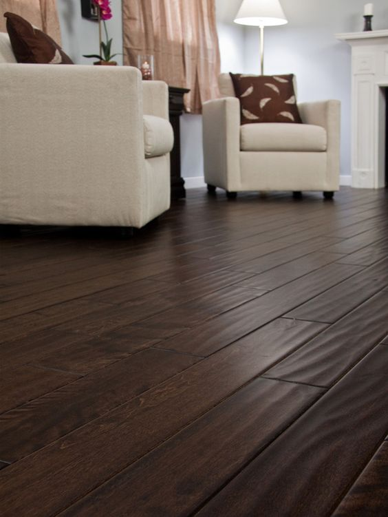 new hardwood floor ideas dark wood floors ENXOMUY