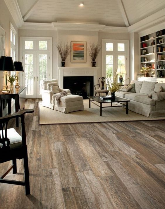 new hardwood floor ideas desert haze color floor for white living room FELPZKO