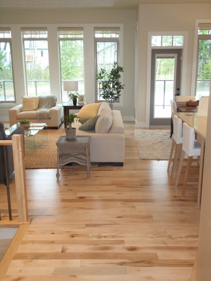 new hardwood floor ideas show to kurt for reno; light wood look . need to match the TBFFVUL