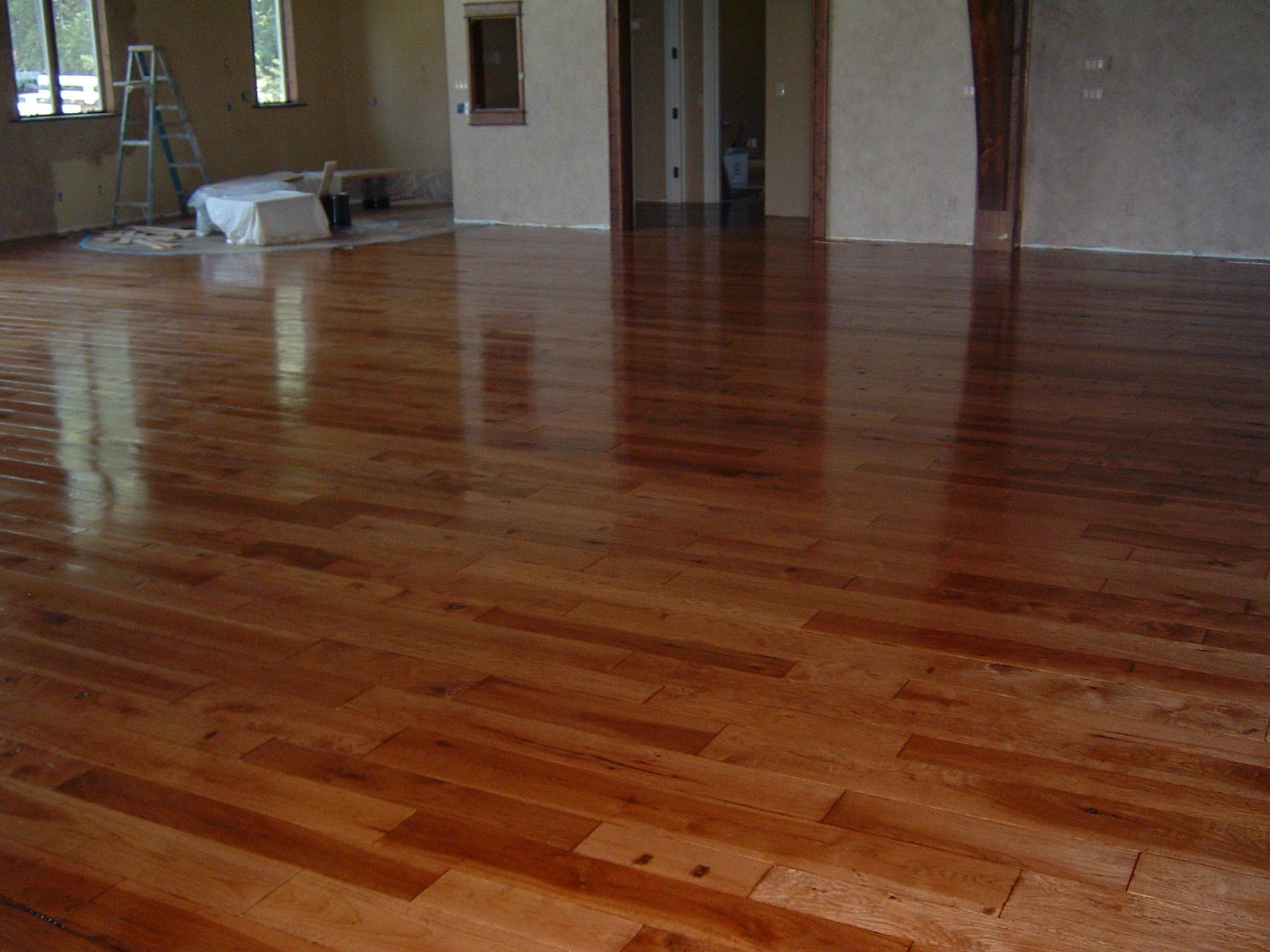 new hardwood flooring moving in on my new floor ZNTVUJA