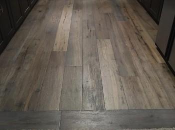 new hardwood flooring smlogo bona prefinished wire brushed ... DHYSKKR
