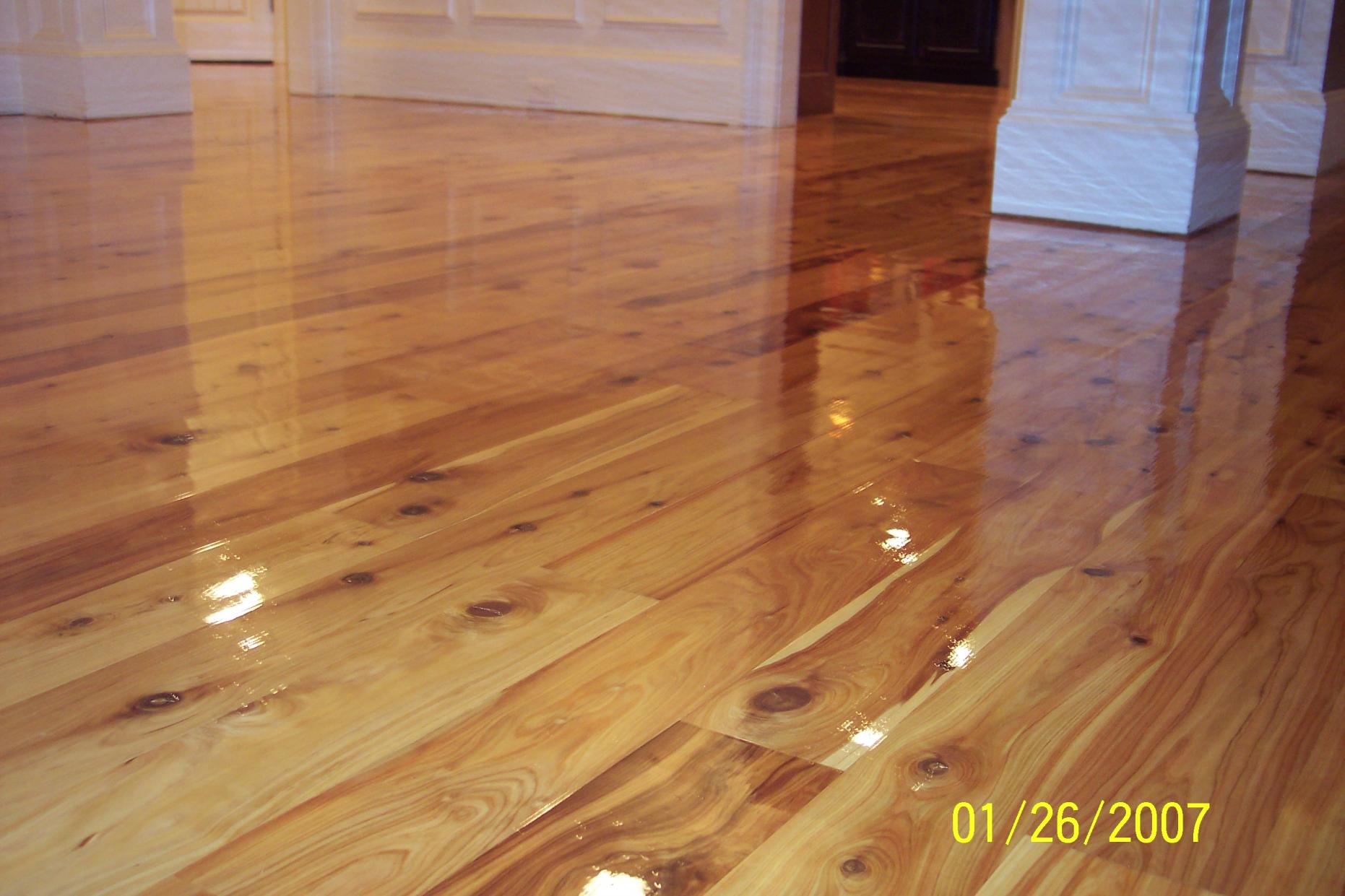 new hardwood floors my new wood floor is in. i hate glue down floors-parchet-1 ... OXQKKLE