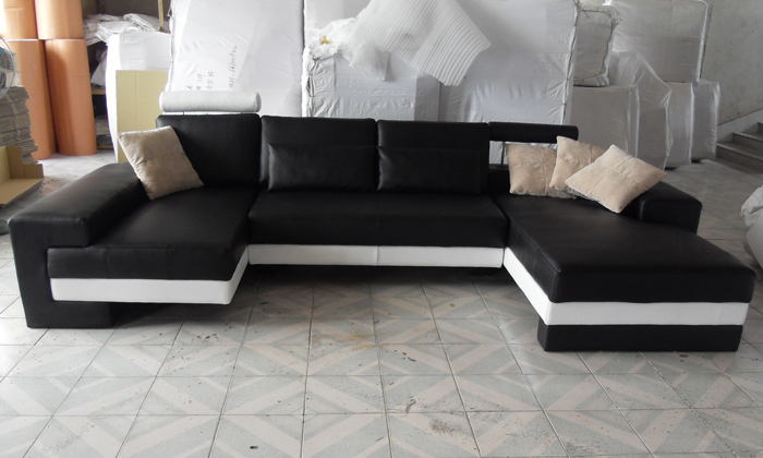 new sofas sofa free shipping 2015 new modern design large size sofa u shaped couches GDDJWGQ