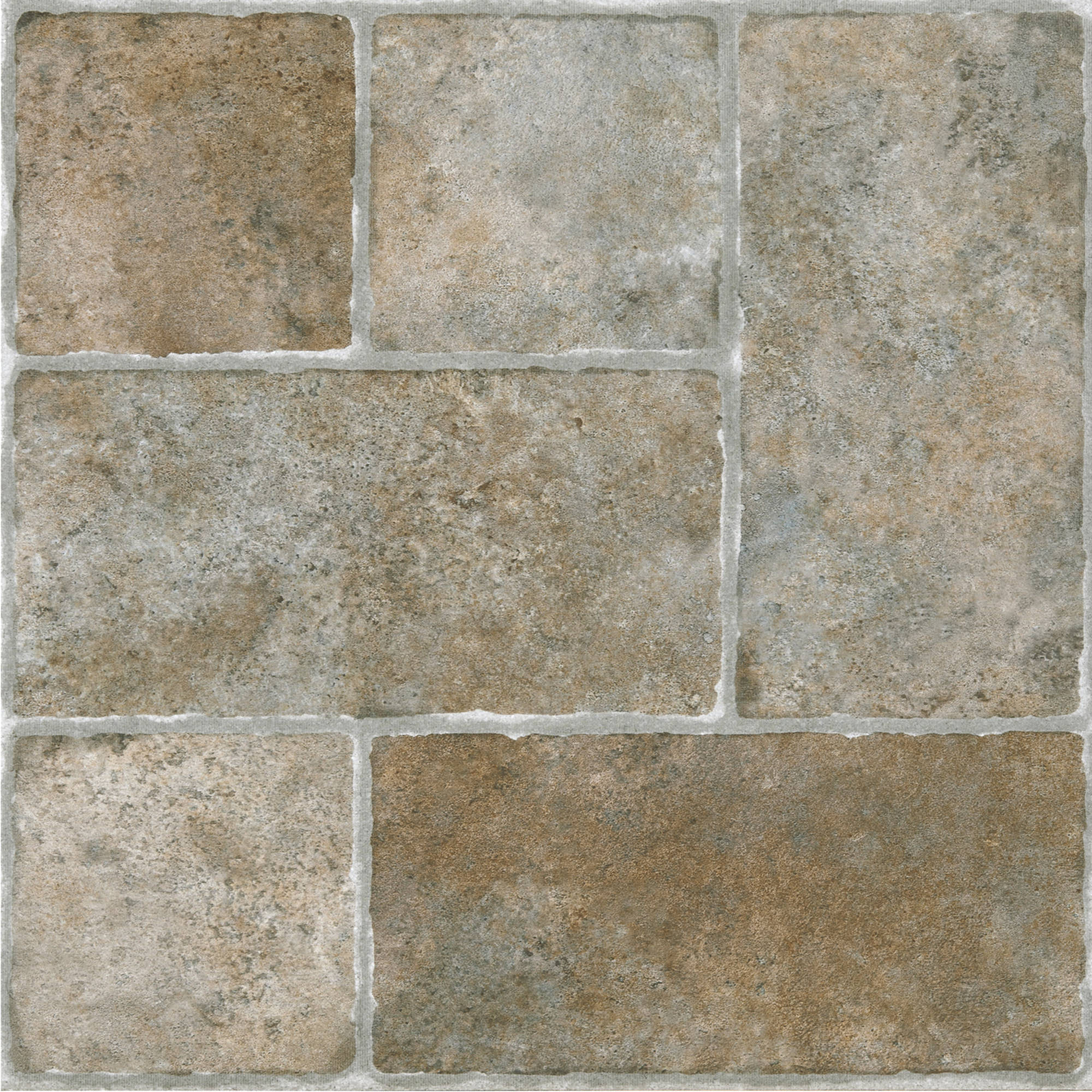 nexus quartose granite 12x12 self adhesive vinyl floor tile - 20 tiles/20 ZMUSSZJ